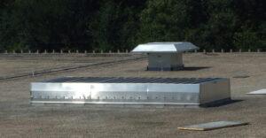 natural axial fans ventilation