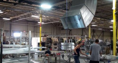 iDeal Aluminum PressureStream air intake