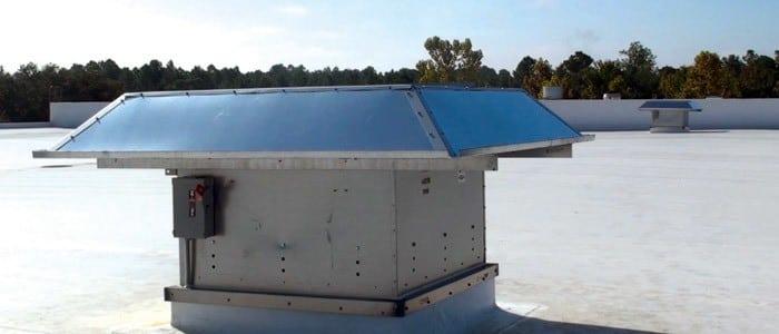 directstream wall mount & roof mount fan