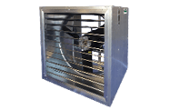 Industrial Axial Fans - wall fan 7100 7300