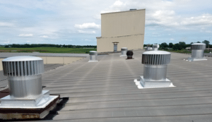 Rooftop Natural Ventilation
