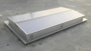 Dual Use ventilation apollo ventilator on aluminum extrusion plant