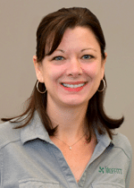 Heather Staggs-Miller of Moffitt Mechanical