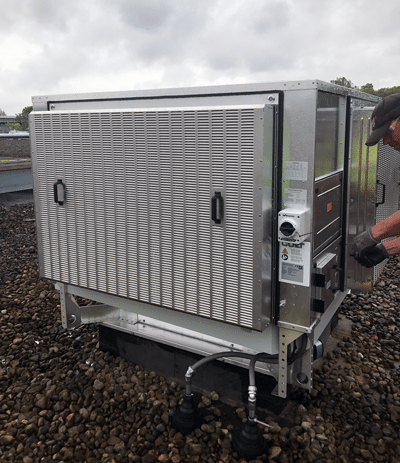 coolstream evaporative cooling
