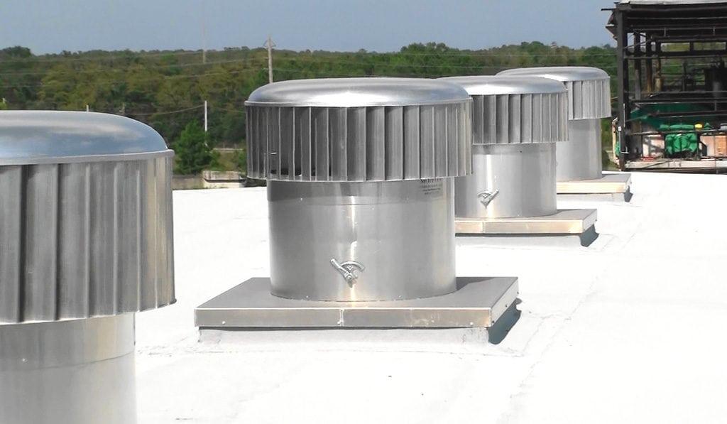 greenroo turbine vents