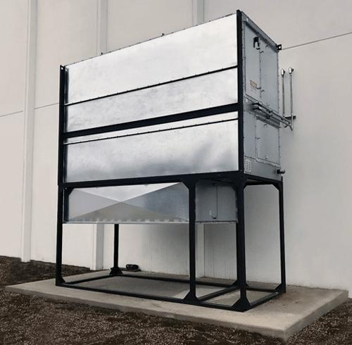 moffitt destratification heater