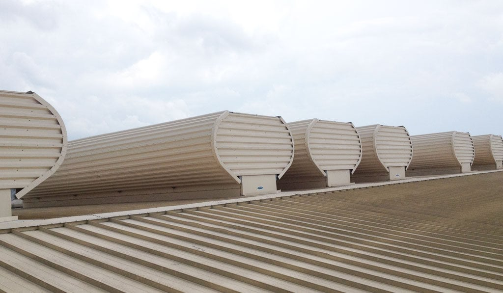 moffittvent natural ventilator