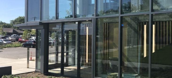 commercial ventilation jalousie window