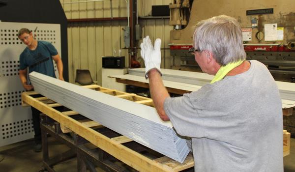 Custom Ventilation Fabrication Services