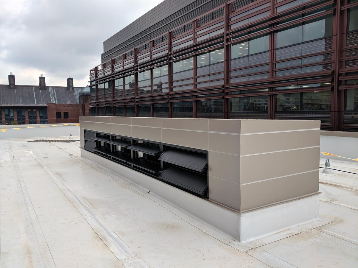 Coltlite aluminum rooftop