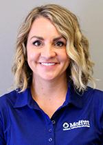 Ashley Klasnich of Moffitt Corporation
