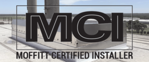 Moffitt Certified Installer - MCI - program