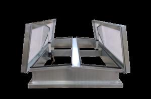 TriadVent flap ventilator