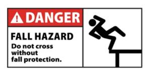 Fall Hazard Safety