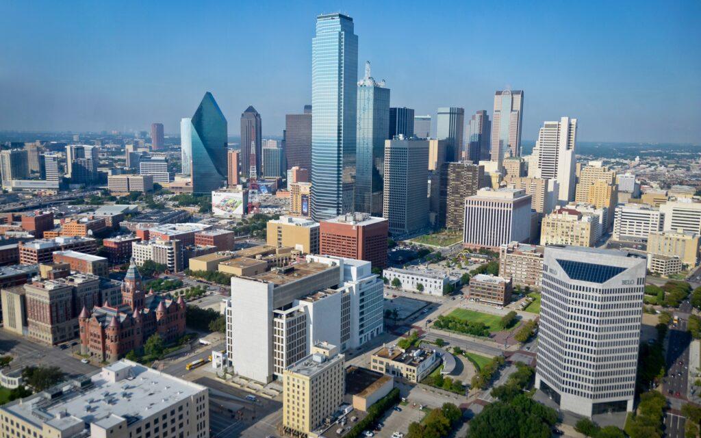 Dallas / Fort worth Natural ventilation