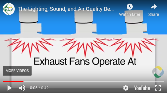 Discover the Secret Benefits of Natural Ventilation such as reduced noise.
