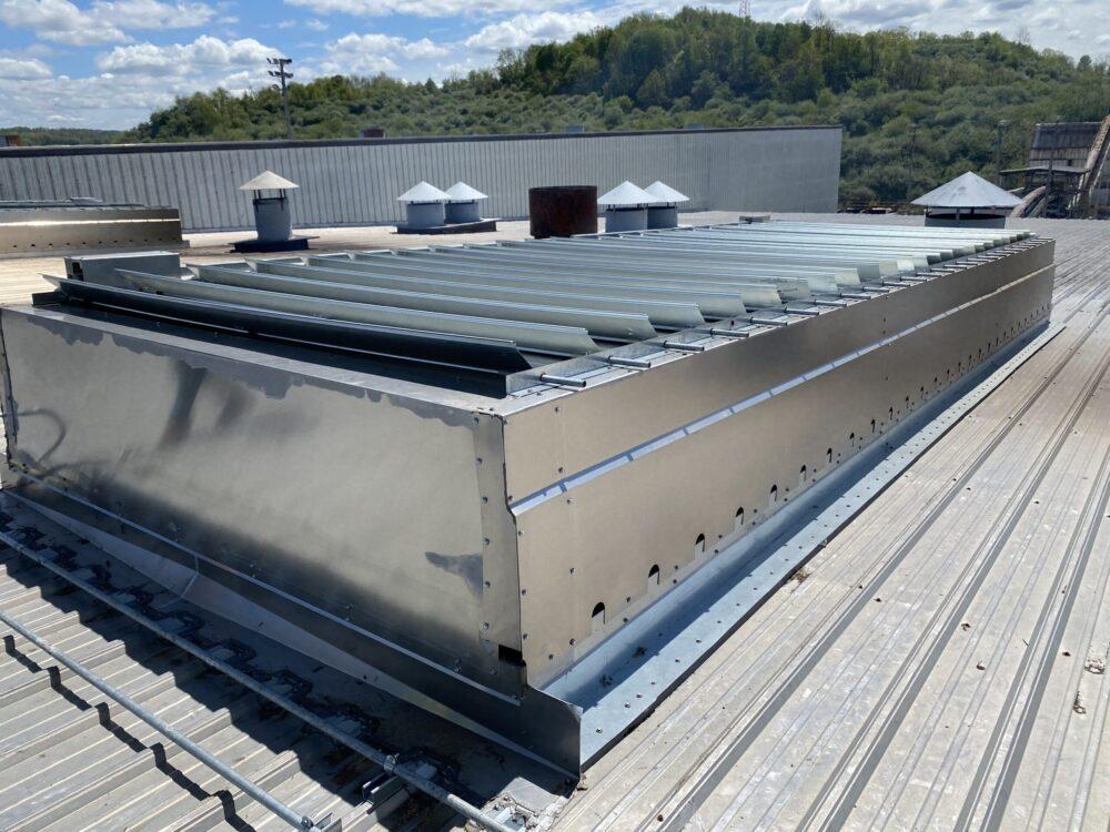 MatrixVent natural ventilator
